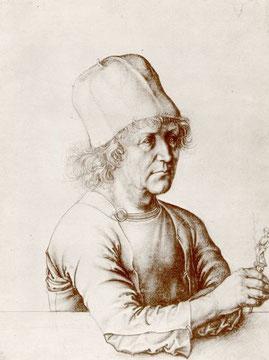 Porträt Albrecht Dürer d. Ältere (Dürers Vater)