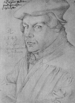 Caspar Hedio