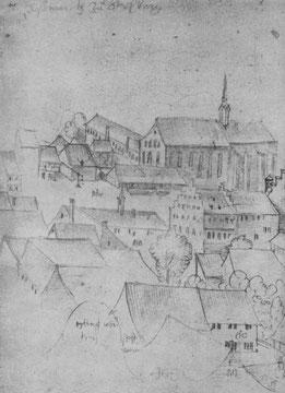 Ansicht von Straßburg [3]