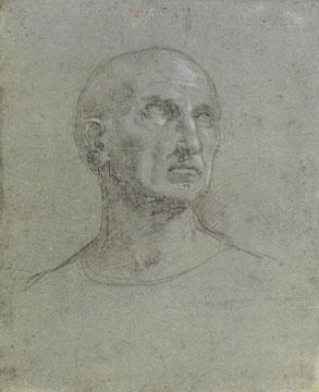 Kopf eines Mannes [2]