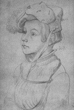 Porträt eines Knaben [2]