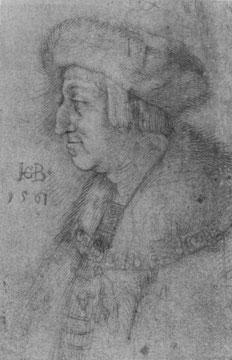 Porträt Kaiser Maximilians I.