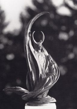 SOMMERNACHTSTRAUM 1983, Bronze, Höhe 76 cm