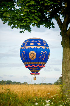 Ballon royal - Didier