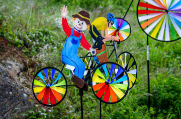 Cycliste - Gilliane