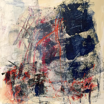 Untitled 2016 ACRYLIC ON CANVAS  50x50cm