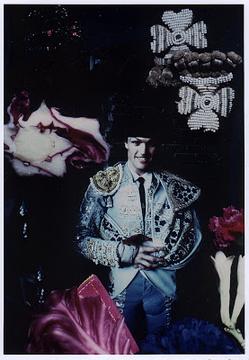 Le torero Esparcato. Séville, 1986