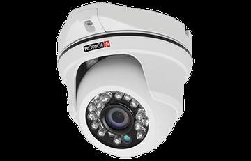 DI-380AHDE36 DI-380AHDE36 AHD IR DOME CAMERA FIXED LENS 1.3 Mega-Pixel 720P AHD/Analog 24 LED (15m)