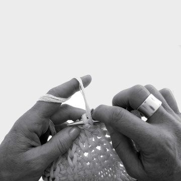 hand knitting / Handstrick