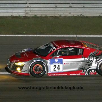 Audi R8 LMS ultra Audi race experience