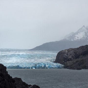Nationalpark Torres del Paine, Grey Gletscher