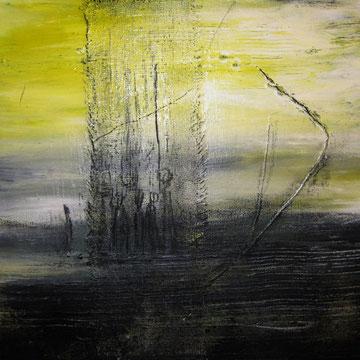 Acryl auf Leinwand/ 30x40 cm