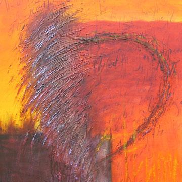 Autumn 100 x 80 cm verkocht
