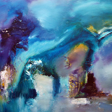 Power of Nature 80 x 100 cm