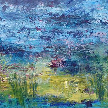 Horizontaal 40 x 120 cm verkocht
