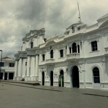 Kolonialstadt Popayan