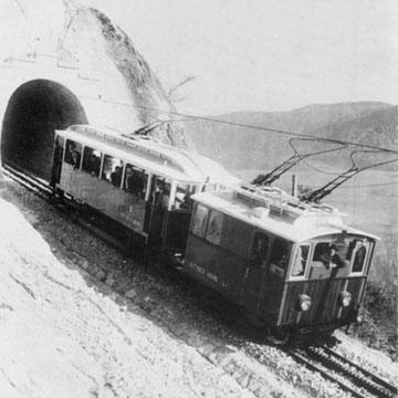 Antica ferrovia a cremagliera