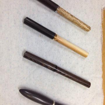 Kugelschreiber, Füllfederhalter