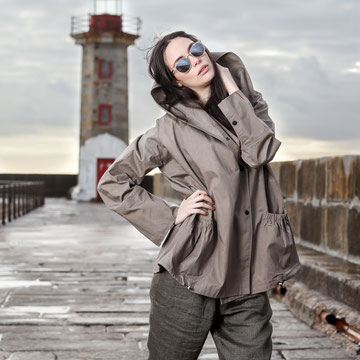 Fashion Styling by Melina Johannsen for Eco Fashion Shooting