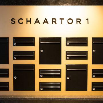 Schaartor