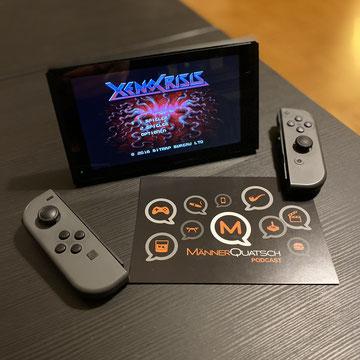 In Bonusfolge 7 des Männerquatsch Podcast sprechen wir über Xeno Crisis auf der Nintendo Switch