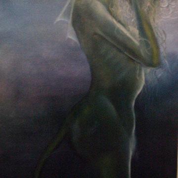 la démone-huile-80x60-1976
