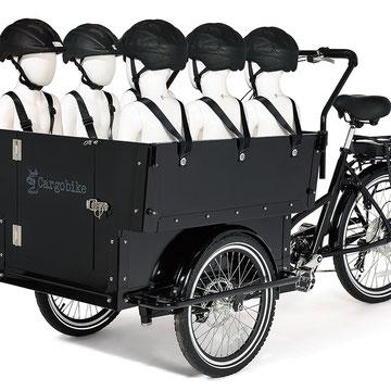 Cargobike Classic Kindergarden