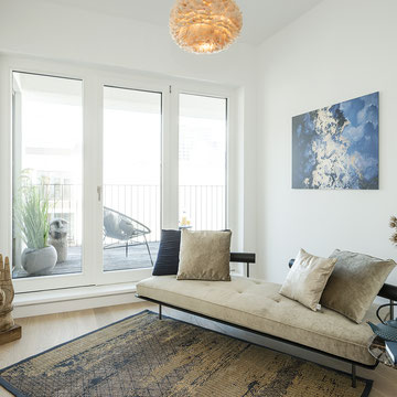 Home Staging Penthouse Berlin staged homes