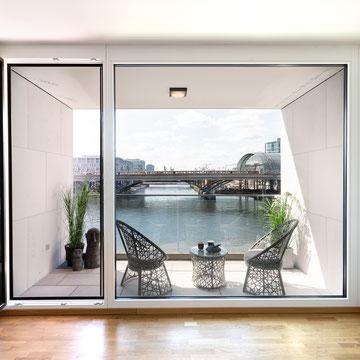 Exklusive Musterwohnung staged homes Berlin Humboldthafen