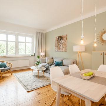 Möblierte Wohnung Berlin staged homes