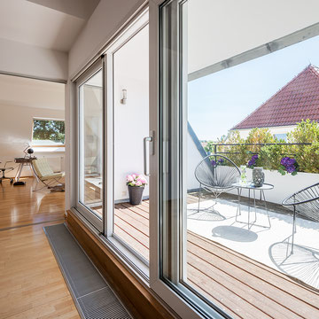 Home Staging Exklusives Penthouse Berlin staged homes