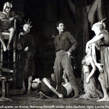 Peer Gynt, 1951, NYC