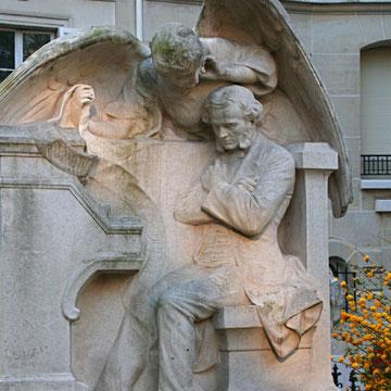 César Franck. Plaza Basílica de Santa Clotilde.