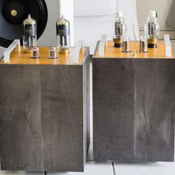 300B Amplifiers by Thomas Mayer - VinylSavor - Thomas Mayer