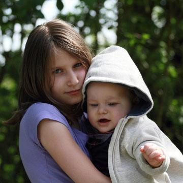 Ayleen und Paul mai 2010