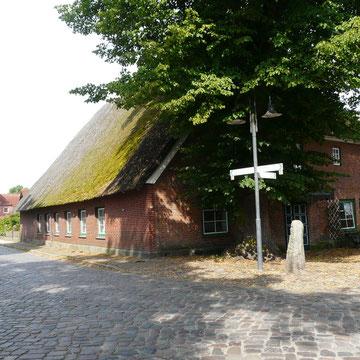 """Landfrauen Bordesholm, """"Brügger Markt"""" in Brügge, Vereinslokal von 1994 bis 2011"""