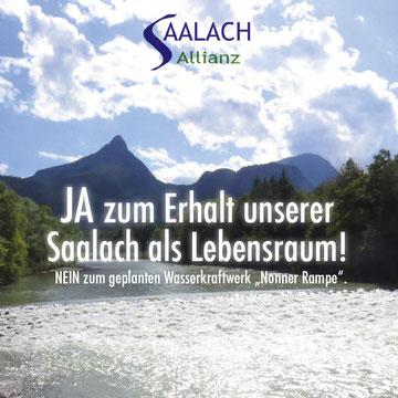 Saalach-Allianz / Bund Naturschutz Bayern
