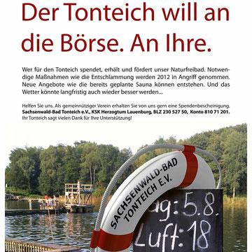 Sachsenwaldbad Tonteich e.V.