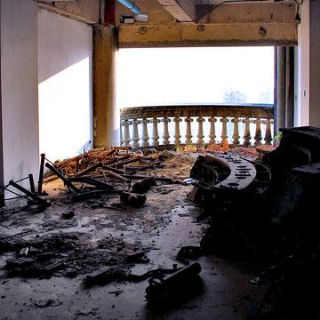 One of the units in the Sathorn Unique Building © Sabrina Iovino   JustOneWayTicket.com