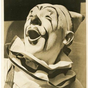 "refG204 - 20x25,5cm  - ""cirque Pat VALDO""   - Presse: tampon (from Roland Butler collection press agent) au dos -circa 1940 - 5/5"