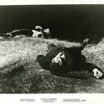 """refG30 - """"Night of the living dead"""" de George A. Romero -  dos vierge- 1968 - 4/5"""