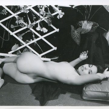 refG36 - 10x12cm - photographe Elmer BATTERS - legende manuscrite au dos - 1950's - 4/5