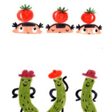お野菜隊(オリジナル)