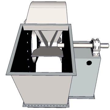 Ventiladores de fluidificación