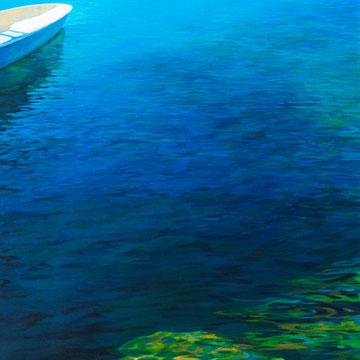 The promise. Acrylic on canvas. 80 x 120cm.*