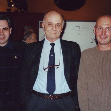Roberto Altariva, Enzo Facciolo, Andrea Agati