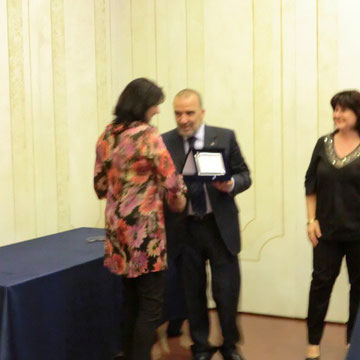 2° Premio  Art Immagine Feste Vigiliane  Luglio 2012 presso Hotel Trento - Trento