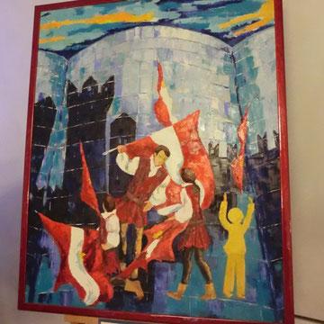 2° Premio  Art Immagine Feste Vigiliane  Luglio 2012 presso Hotel Trento - Trento  - l'opera premiata 1