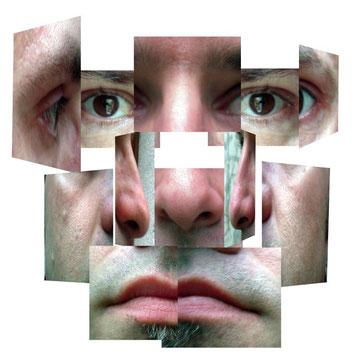 """projet """"sculptures photographiques"""" / 2010"""