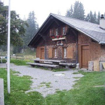 ...die gemütliche Hütte...